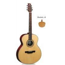 Guitarra Jumbo Alhambra J-4
