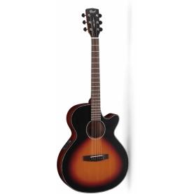 Guitarra Acustica Cort SFX-E 3TSS