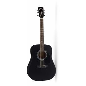 Guitarra Acustica Cort AD810E BKS