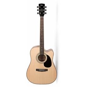 Guitarra Acustica Cort AD880CE NAT