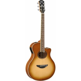 Guitarra Yamaha APX700II SB