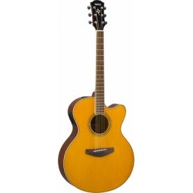 Guitarra Yamaha CPX600 VT