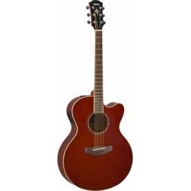 Guitarra Yamaha CPX600 RTB