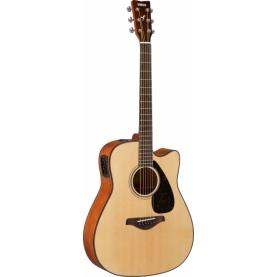 Guitarra Yamaha FGX800C NT