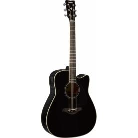 Guitarra Yamaha FGX820C BL