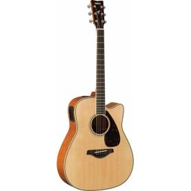 Guitarra Yamaha FGX820C NT