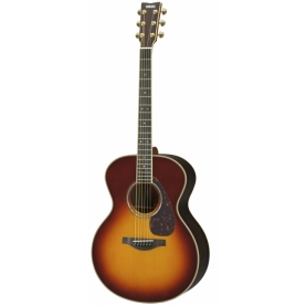 Guitarra Yamaha LJ16 A.R.E BS