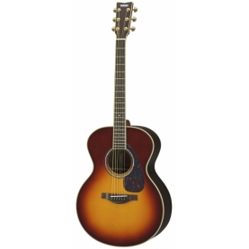 Guitarra Yamaha LJ6 A.R.E BS