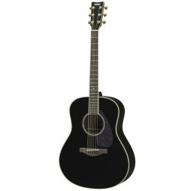 Guitarra Yamaha LL6 A.R.E BL