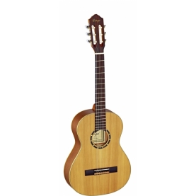 Guitarra Ortega R122 Serie Natural Family 3/4