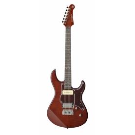 Guitarra Electrica Yamaha Pacifica PAC 611VFM RTB