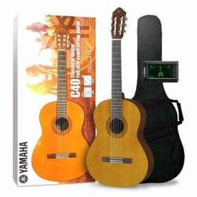 Pack Guitarra Yamaha C 40II Standard