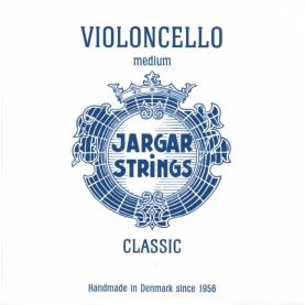 Juego Cuerdas Cello Jargar Medium