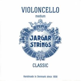 Cuerda Re Cello Jargar Classic Medium