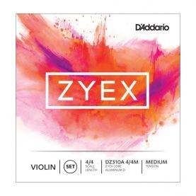 Juego Cuerdas Violin D'addario Zyex DZ310A