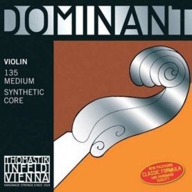 Set Cuerdas Violin Thomastik Dominant 135B