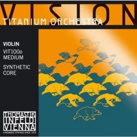 Cuerda Violin Thomastik Vision Titanium Orquesta VIT04