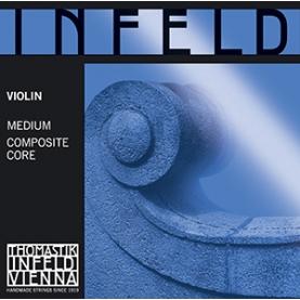 Juego Cuerdas Violin Thomastik Infeld Azul IB100