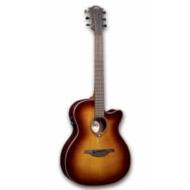 Guitarra Lag T100ACE-BRS