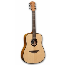 Guitarra Acustica Lag T66D