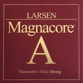 Cuerdas Cello Larsen Magnacore La