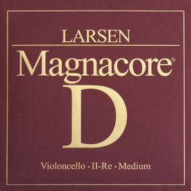 Cuerdas Cello Larsen Magnacore Re