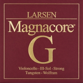 Cuerda Cello Larsen Magnacore Medium SOL