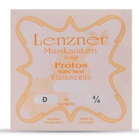 Cuerda Cello Lenzner Protos re