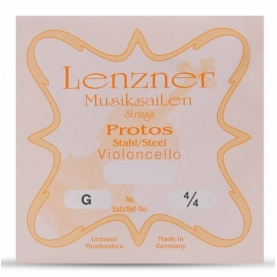 Cuerda Cello Lenzner Protos sol