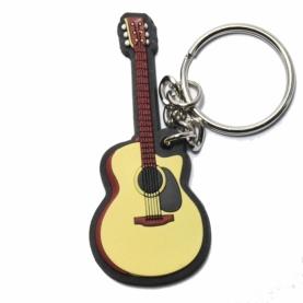 Llavero Guitarra Acustica