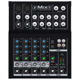 Mesa Mackie Mix8