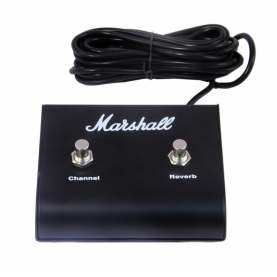 Pedal Marshall 2 Interruptores Canal / Reverb
