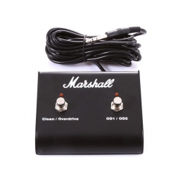 Pedal Marshall 2 Interruptores con Led