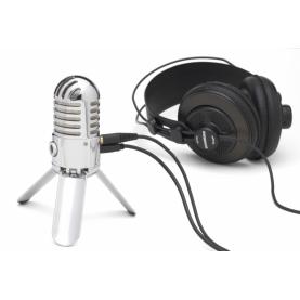 Microfono de Condensador Samson METEOR