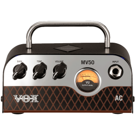 Mini Cabezal Vox MV50 AC