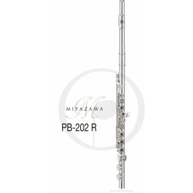Flauta Miyazawa PB-202 R