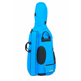 Funda Cello Bam Performance PERF1001SB Azul