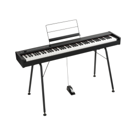 Piano Digital Korg D1-BK