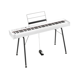 Piano Digital Korg D1-WH