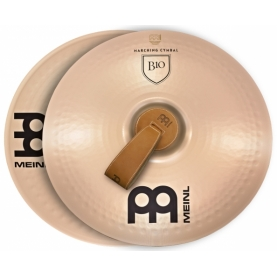 Platos Choque Meinl Marching B10-16M