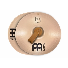 Platos Choque Meinl Marching B10-20M