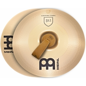 Platos Choque Meinl Marching B12-20M
