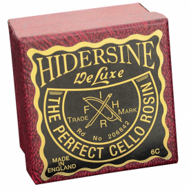 Resina Hidersine Deluxe Cello 6C