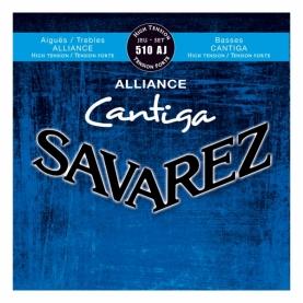 Cuerdas Savarez 510AJ Alliance Cantiga azul