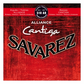 Cuerdas Savarez 510AR Alliance Cantiga