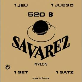 Cuerdas Savarez 520B Carta Blanca