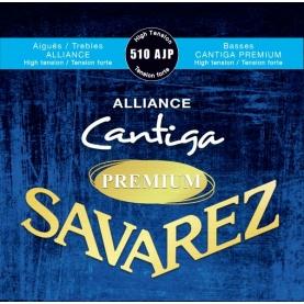 Cuerdas Savarez 510AJP Alliance Cantiga Premium Azul
