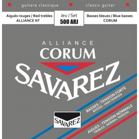 Cuerdas Savarez 500ARJ Corum Alliance