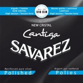 Cuerdas Savarez 510CJH New Cristal Cantiga