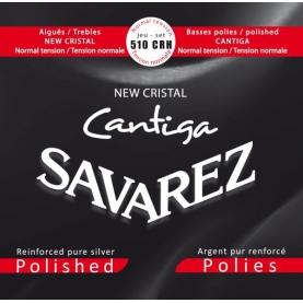 Cuerdas Savarez 510CRH New Cristal Cantiga